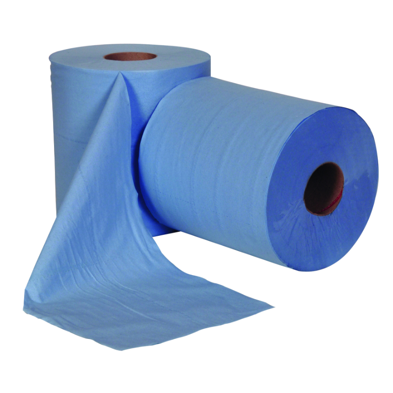 Blue Reach Centrefeed Rolls x6 (164m)can be used where Viricides are needed.