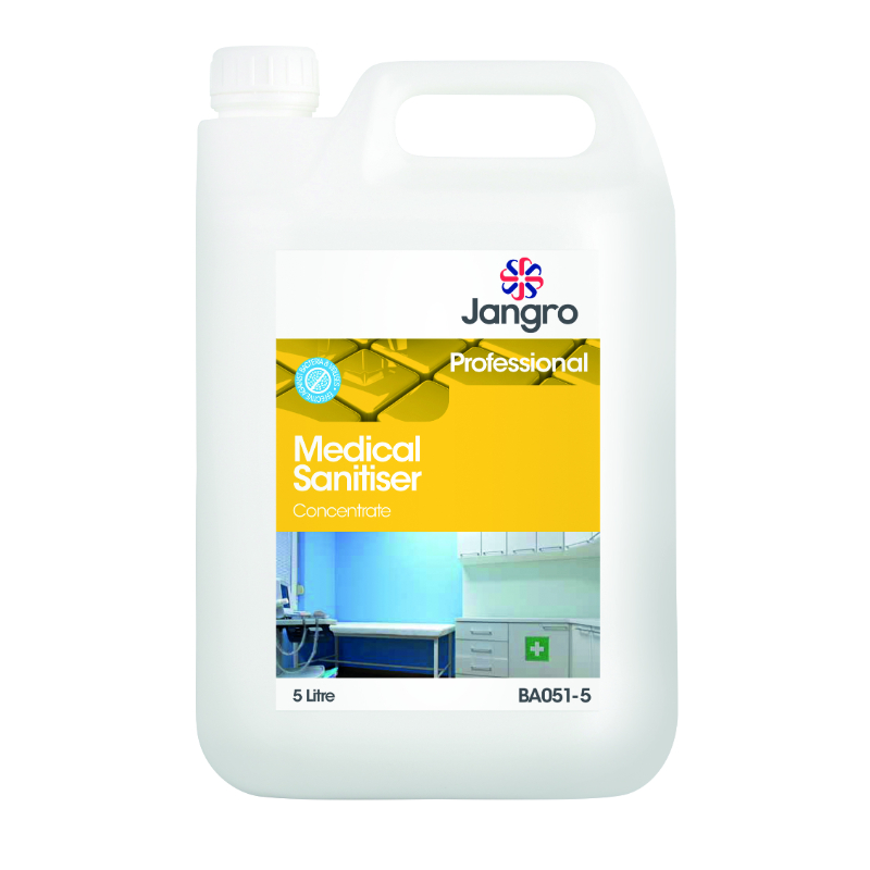 Jangro Medical Sanitiser 5 litres