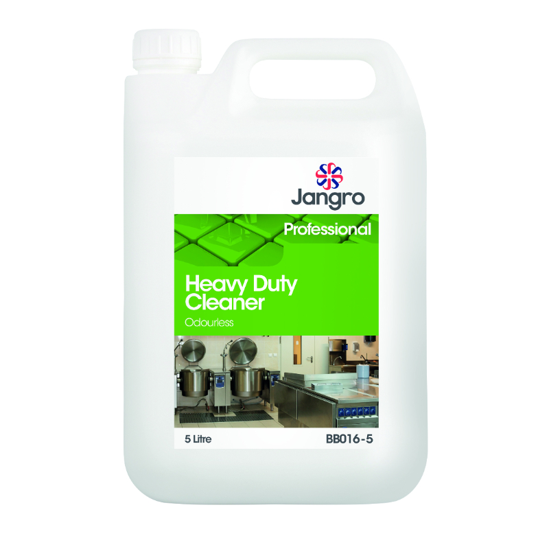 5L Jangro Odourless Heavy Duty Cleaner