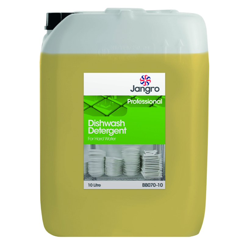 Dishwash Detergent for Hard Water 1 x 10 Litre