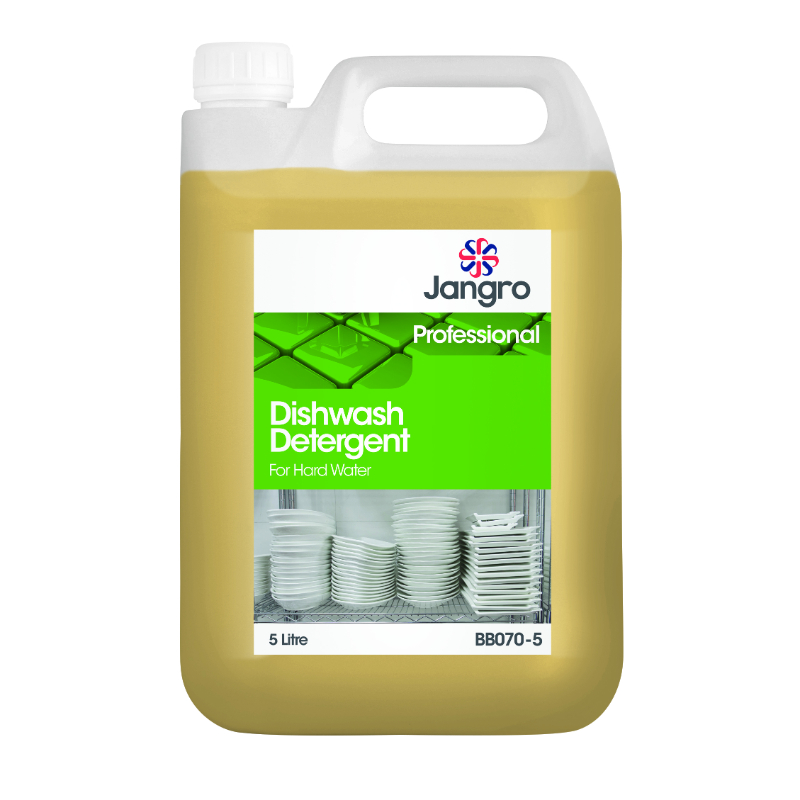 Dishwash Detergent for Hard Water 5 litre