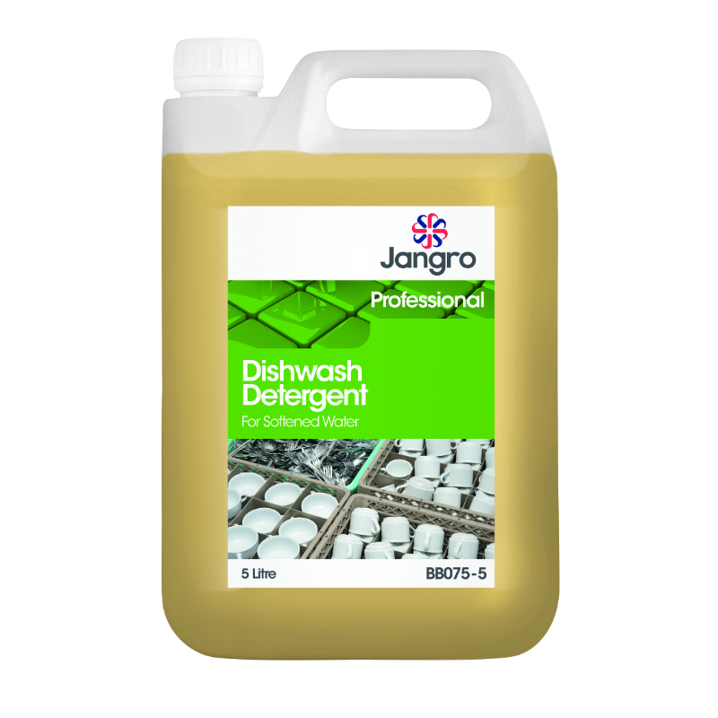 Dishwash Detergent for Softened Water 5 litre