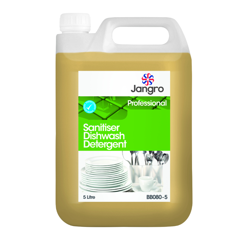 Chlorinated Dishwash Detergent 5 litre