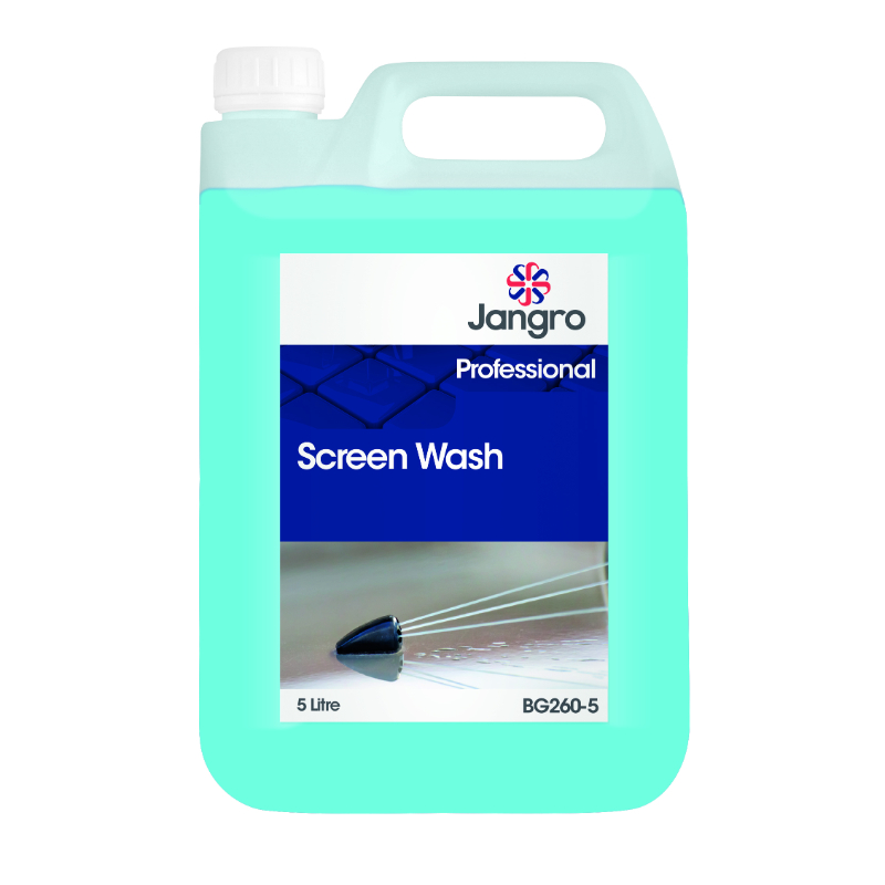 Jangro Screen Wash 5ltr