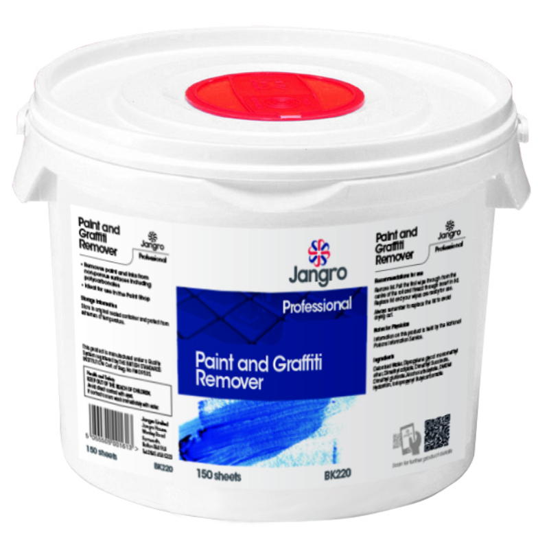 Paint&GraffitiRemoverWipesx150