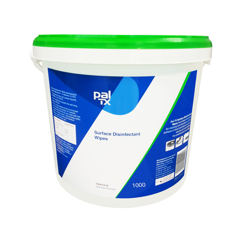 Multi Purpose Sanitising Wipes Bucket x1000