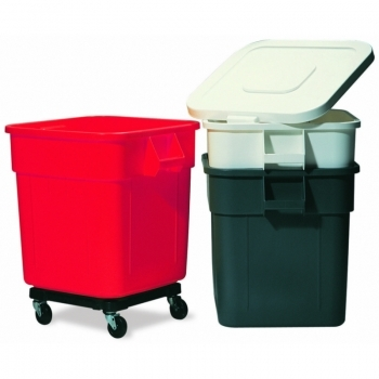 Huskee Square Lid (Red)