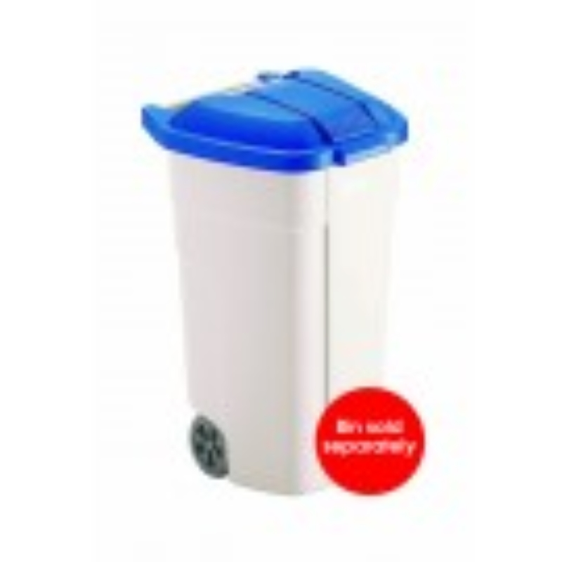 Mobile Wheelie Waste Container Lid  (Blue Only for CB340)