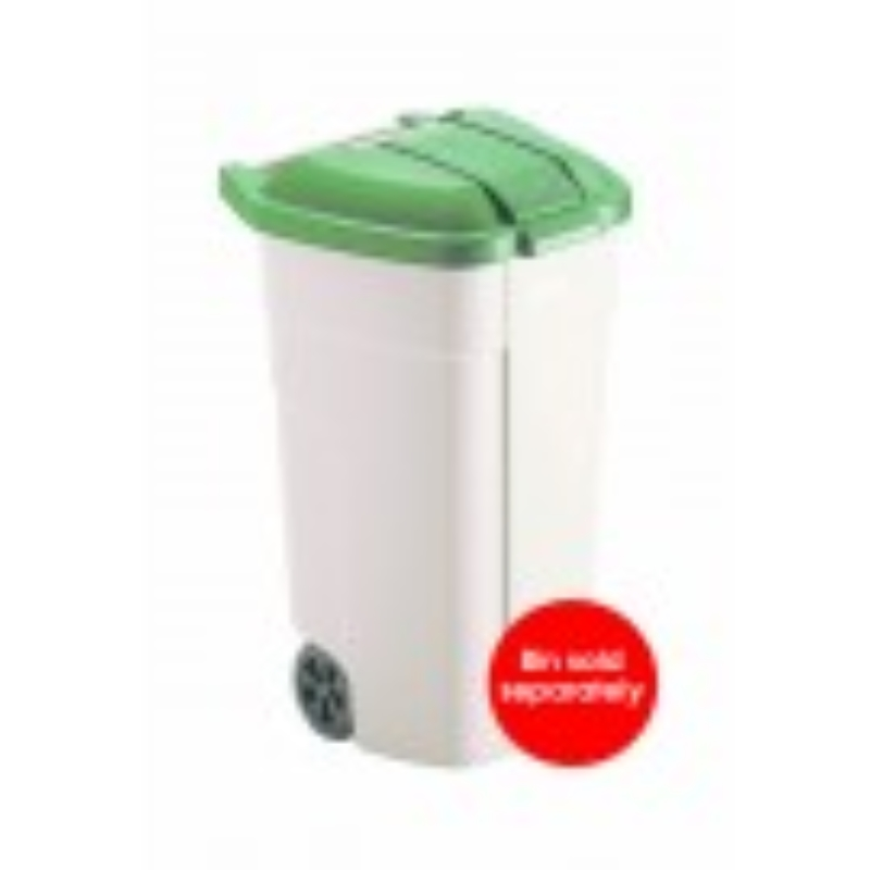 Mobile Wheelie Waste Container Lid (Green Only for CB340)