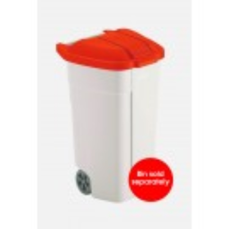 Mobile Wheelie Waste Container Lid (Red Only for CB340)