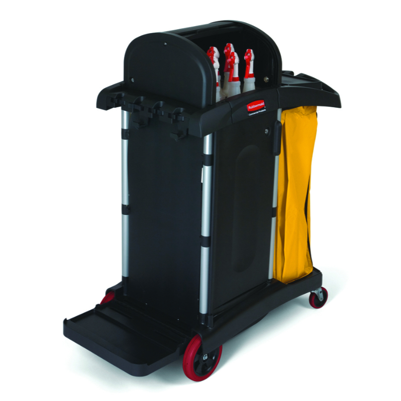 Healthcare Cleaning Trolley # Rubbermaid