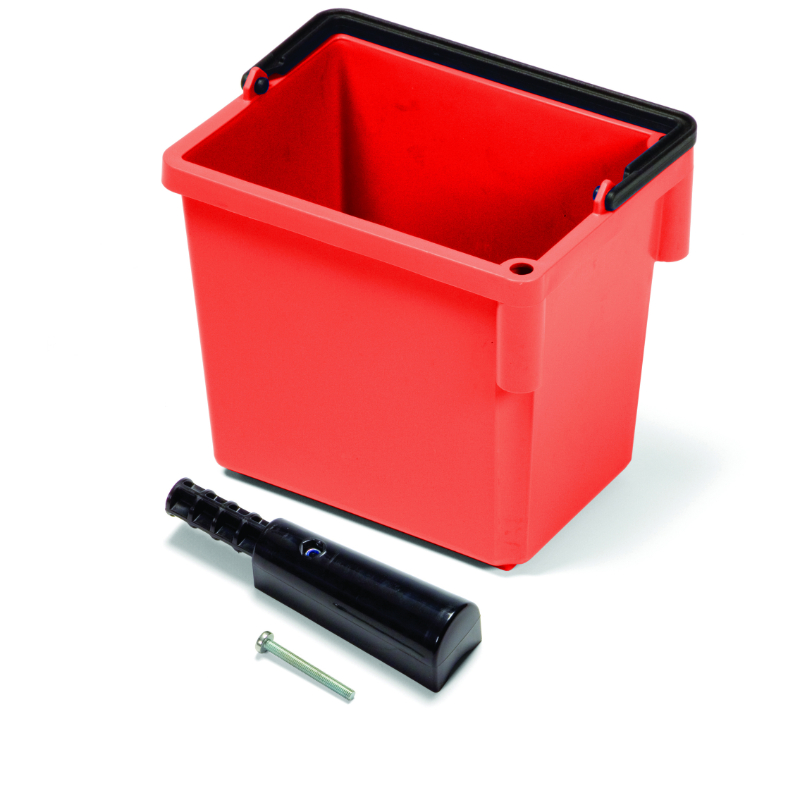 VersaClean 5ltr Bucket Red