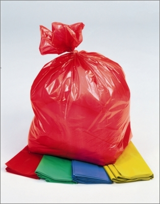 Heavy Duty Yellow Refuse Sacks