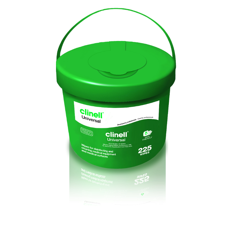 Refill for Clinell Universal Wipes Bucket
