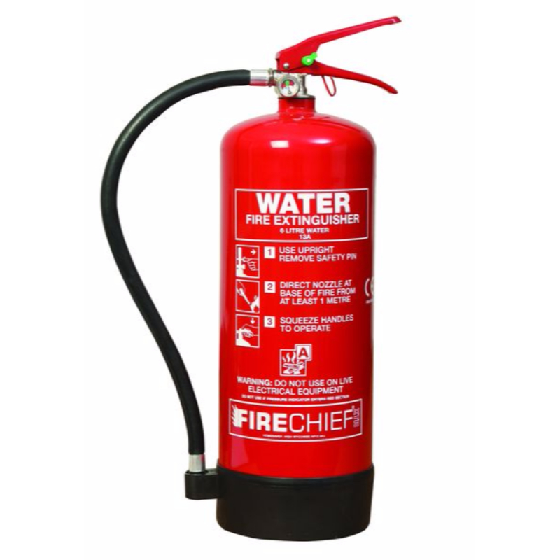 Water Fire Extinguisher (6 litres)
