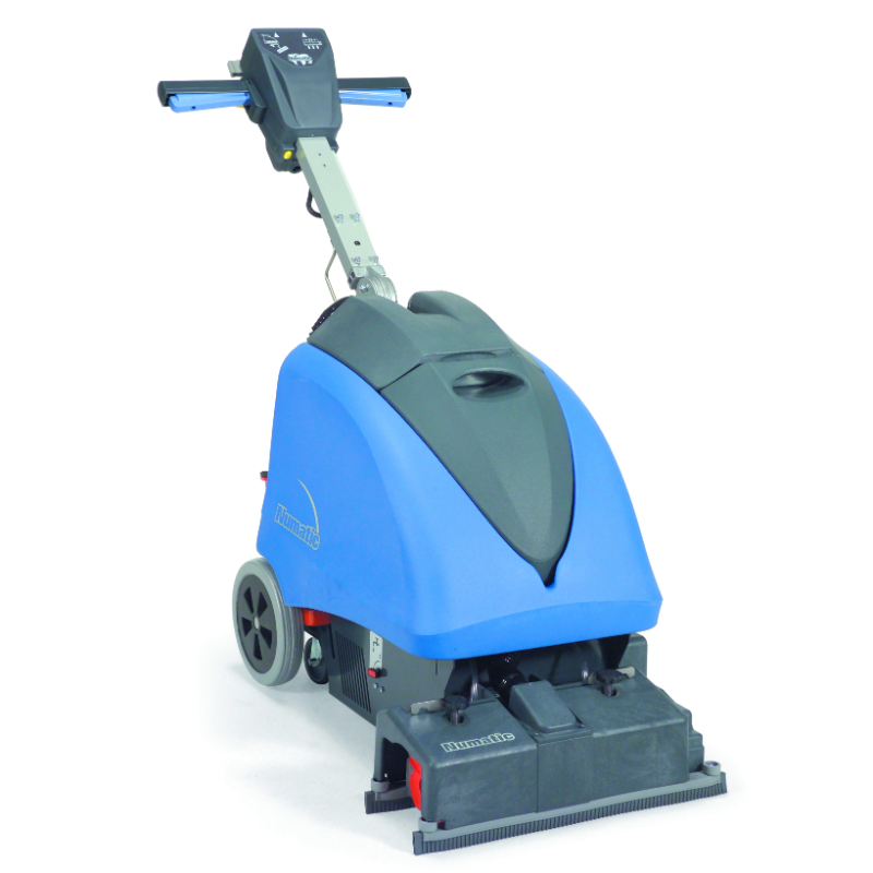 Scrubber Dryers & Mechanical Sweepers