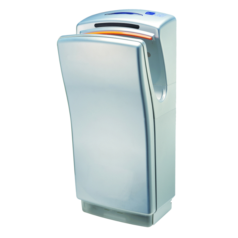 BioBusiness Hand Dryer Silver
