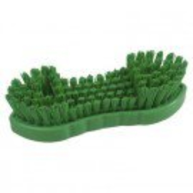 Hygiene Double Winged Scrubbing Brush 209mm Green