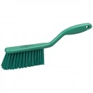 Industrial Hygiene Hand Brush, Soft 317mm Green