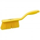 Industrial Hygiene Hand Brush, Soft 317mm Yellow