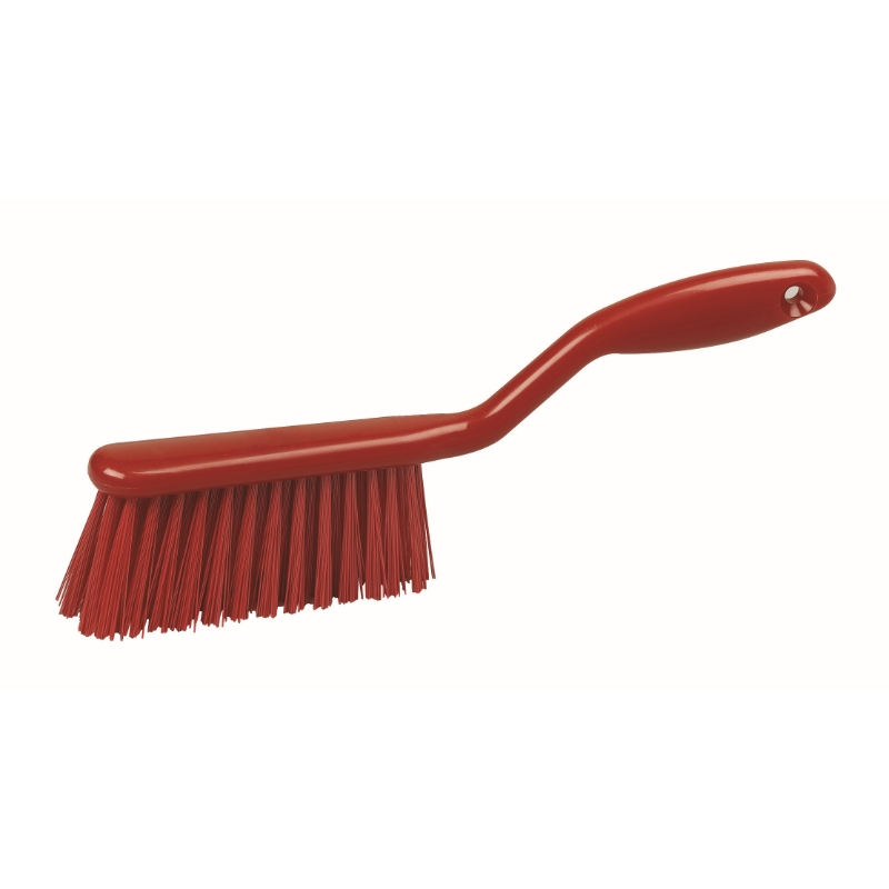 Industrial Hygiene Hand Brush in Red,317mm  (Stiff)