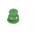 Round Hand Scrubbing Brush Green