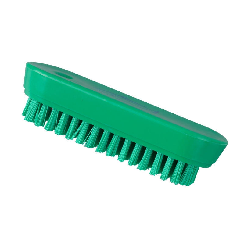 Hygiene Nail Brush Green
