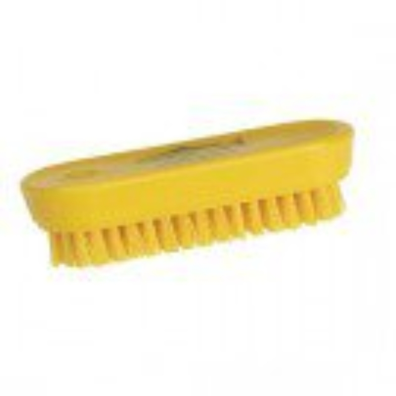 Hygiene Nail Brush Yellow