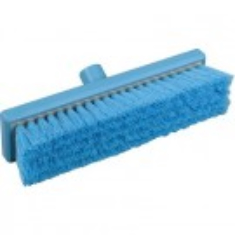 Blue Hygiene Flat Sweep Broom(300mm)