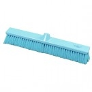 Premier Flat, Stiff Sweeping Broom in Blue 500mm