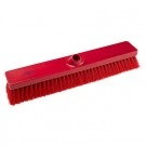 Red Platform Broom Head, Soft