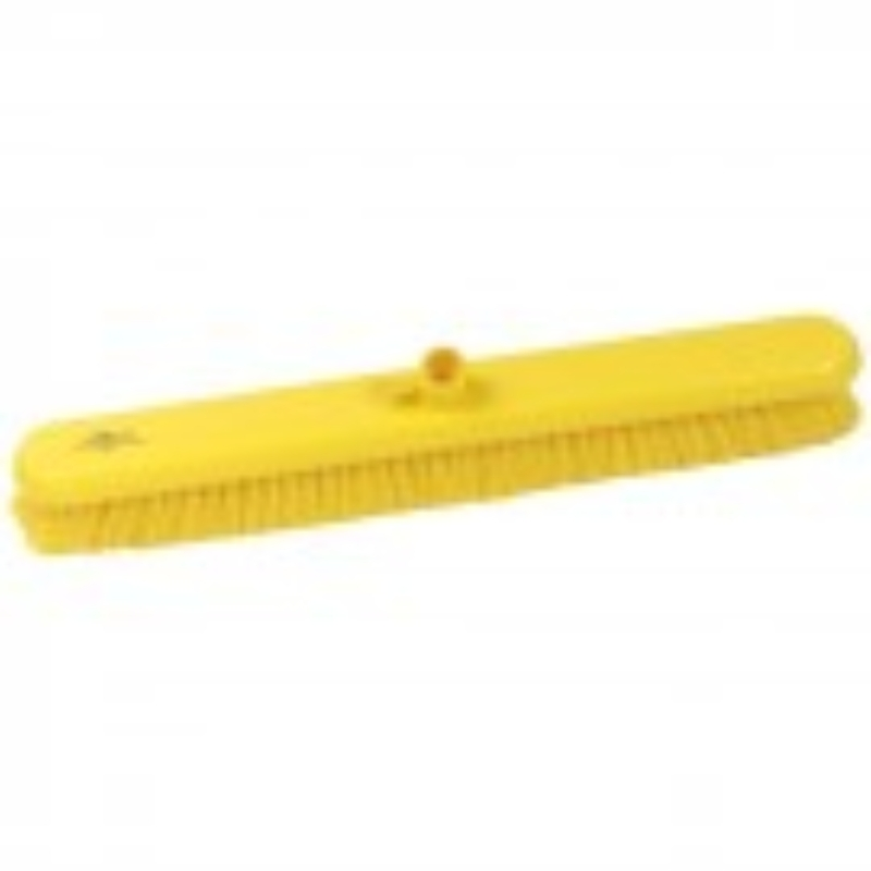 Yellow Platform Broom Head, Soft