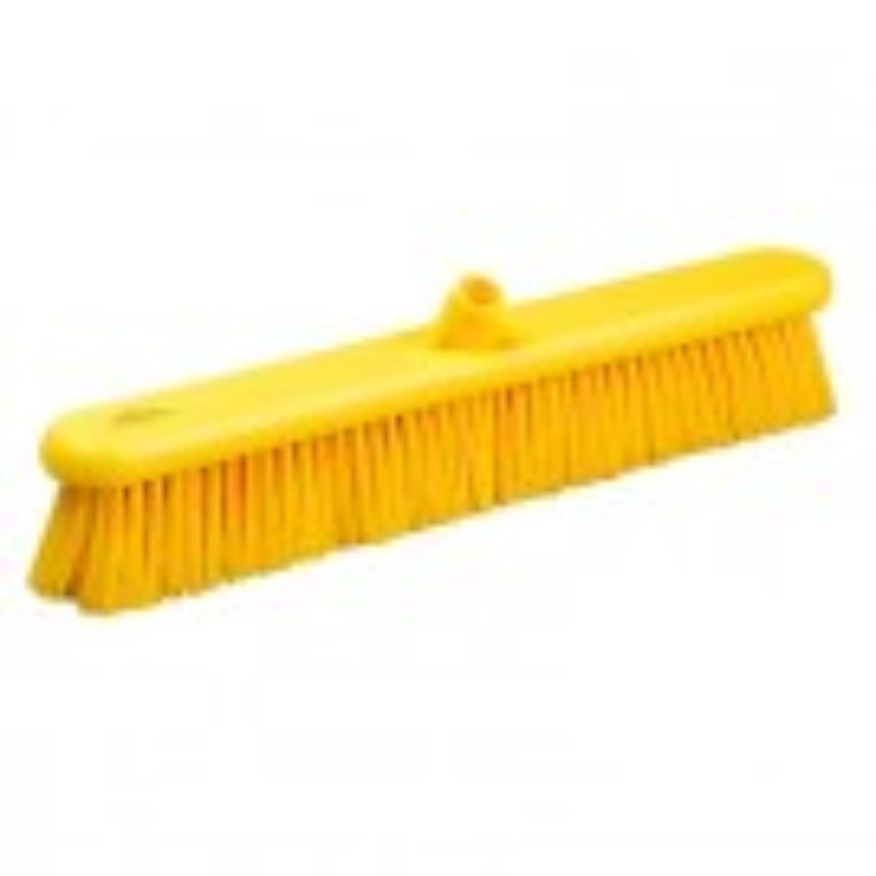 Yellow Platform Broom Head, Medium
