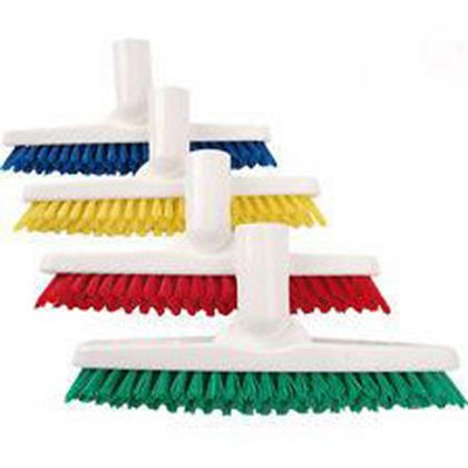 Grout Scrubbing Brush Green
