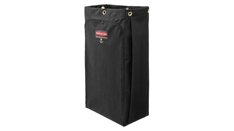 Rubbermaid Fabric Replacement Bag for FG9T7800 Black