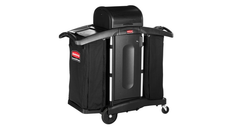 Rubbermaid High Security Cart# Complete Fully Assembled