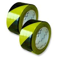Yellow/Black Barrier Tape
