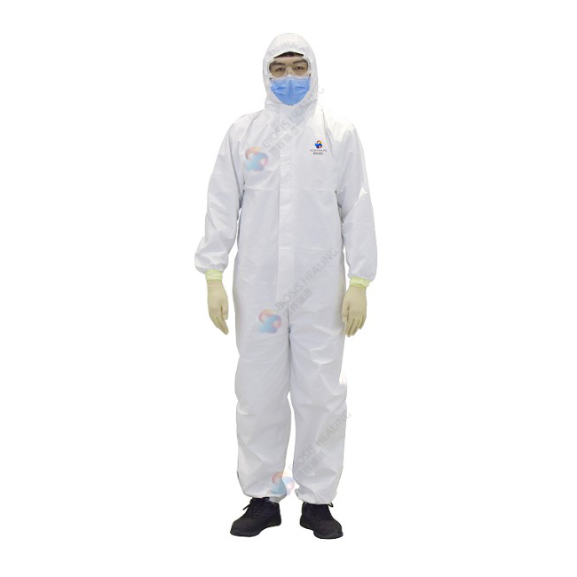 Coveralls Medical Protective Type 5/6  - XXL Only